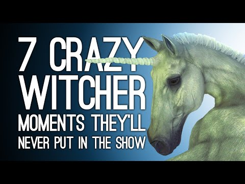 7 Crazy Witcher Moments They'll Never Put in the Netflix Show
