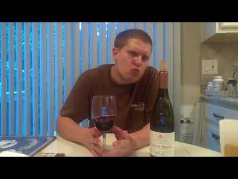 Wine Review: Saint- Esprit, Cotes-Du-Rhone, Dellas - click image for video