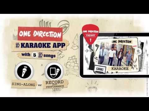 Tablet Ingo + 1D Microphone Karaoke App