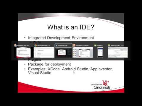 Mobile Development IDEs: Compare Android Studio, AppInventor
