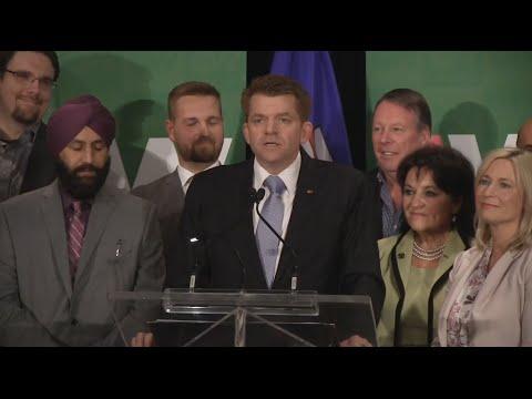 Brian Jean Leadership Acceptance Speech