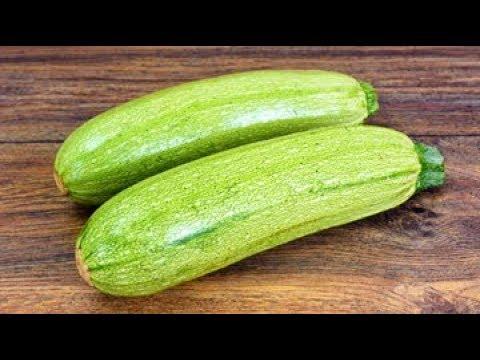 Как называется зеленый кабачок