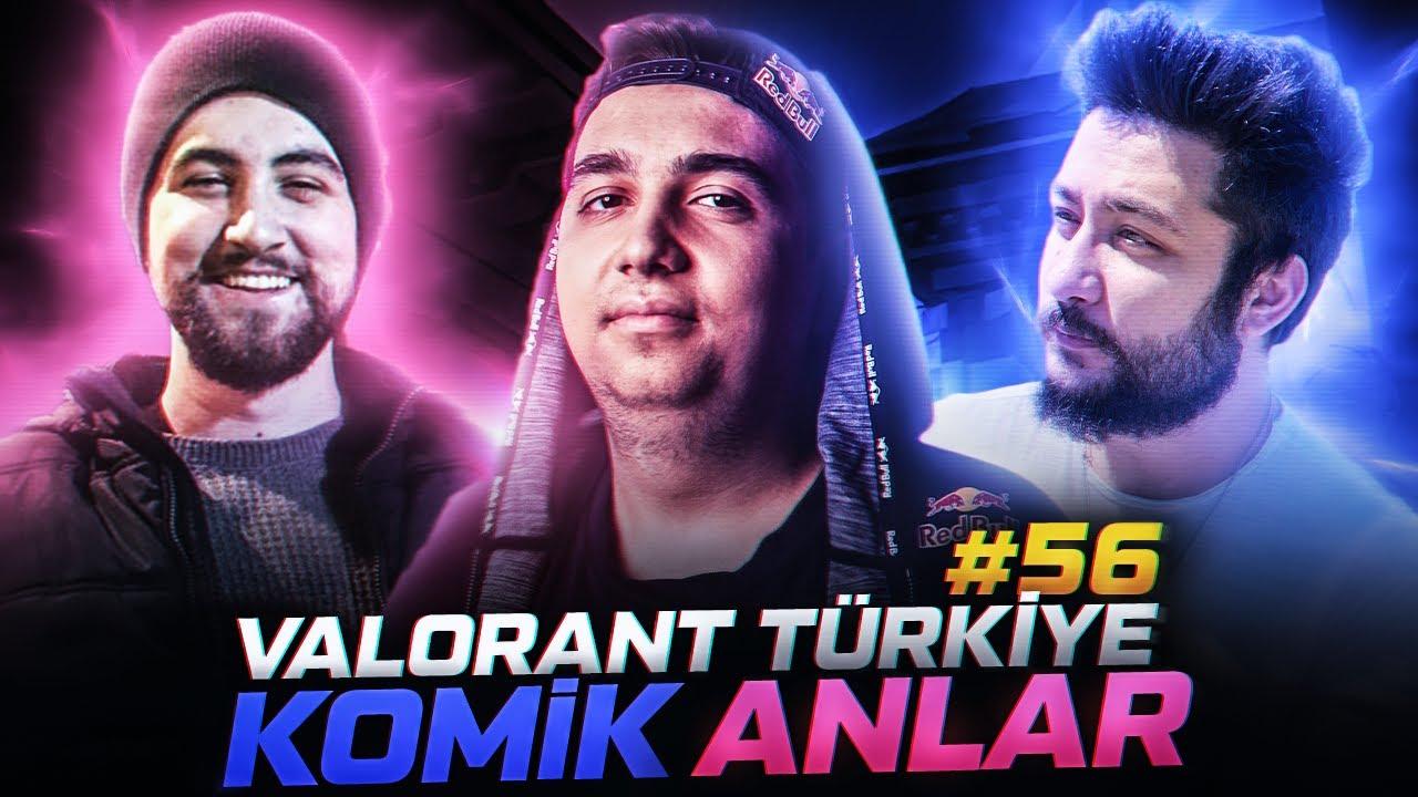 VALORANT Türkiye Komik Anlar ve En İyi Vuruşlar #56