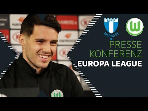 """Malmö macht die Räume sehr eng"" | Pressekonferenz | Europa League |Malmö FF"