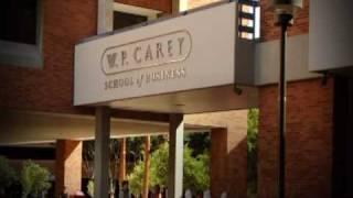 MBA Experience - W. P. Carey MBA