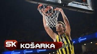 Pet Najboljih Zakucavanja Evrolige u Aprilu | SPORT KLUB Košarka