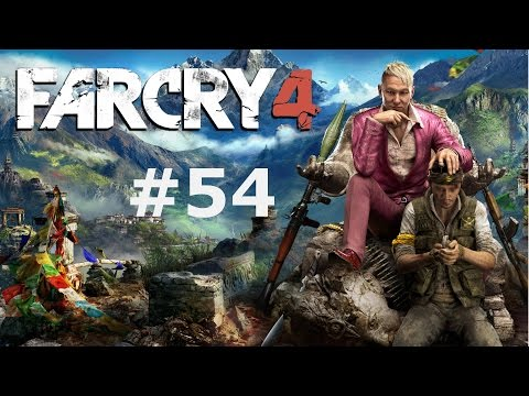 FAR CRY 4 | Let's Play Far Cry 4 #54 Hot Rocks | Full-HD