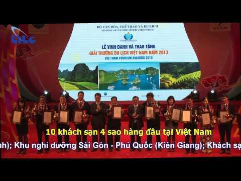 Lễ vinh danh và trao tặng Giải thưởng Du lịch Việt Nam 2013