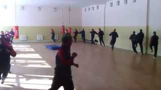 видео занятия рукопашным боем