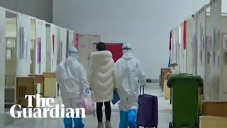 Wuhan closes last makeshift coronavirus hospital as China's infection rate falls