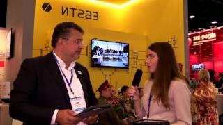 Шилихин Д.В. ООО «Итгаз», интервью  на выставке ''Рос-Газ-Экспо 2015''