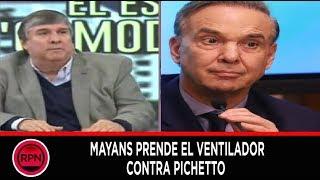Jose Mayans fue a C5N y prendió el ventilador contra Pichetto  y le sacó la careta al vice de Macri