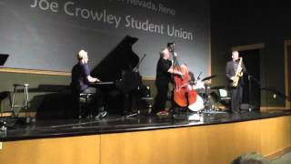 "2013 Reno Jazz Fest.: Don Aliquo, George Colligan, Tom Wakeling, Mark Ferber do ""Take The Coltrane"""