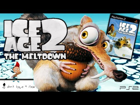ice-age-2:-the-meltdown,-ps2:-i-don't-have-a-nose-review