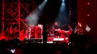 Litfiba - Re del silenzio - live @ Traffic, Torino, 27/07/14 (Trilogia 83-89 tour)