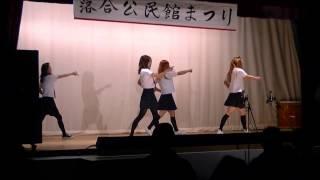 Repeat youtube video 恋のダイヤル6700 中山道落合一座女子高生組)