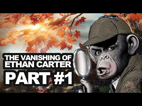 Alien Abduction! - Pt 1 The Vanishing of Ethan Carter (1080p HD gameplay/commentary)