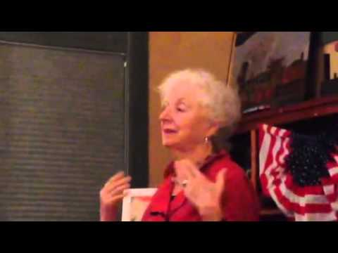Madeleine Kunin on Hillary Clinton, Cornish 11/20/15