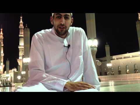 Message from al-Masjid an-Nabawi