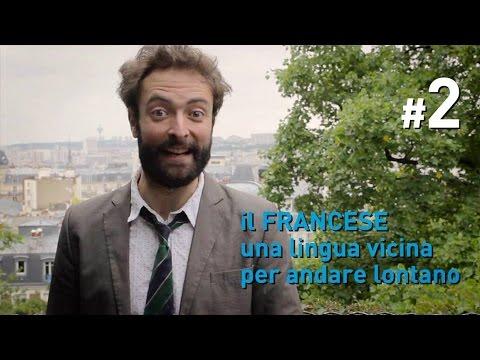 Il francese, una lingua vicina per andare lontano #2