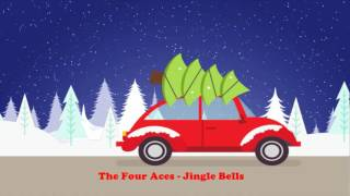 The Four Aces - Jingle Bells (Original Christmas Songs) Full Album