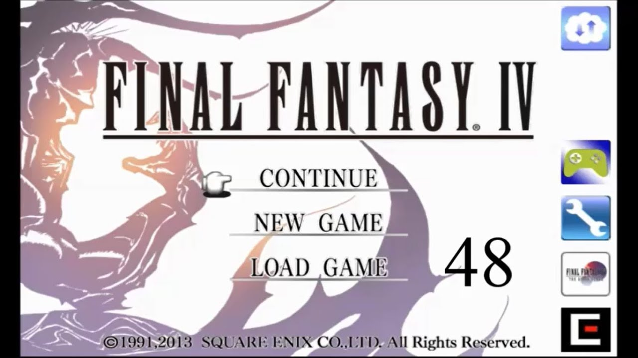 Final Fantasy Iv Android Walkthrough Episode 48 Going My Way For