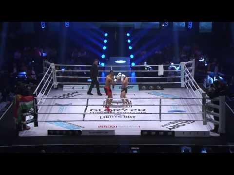 GLORY 20: Robin van Roosmalen vs. Andy Ristie (Full Video)