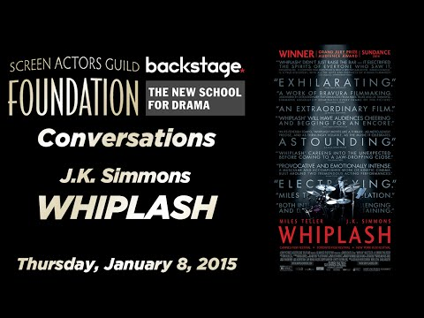 Conversations with J.K. Simmons of WHIPLASH