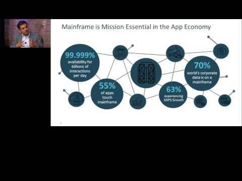 Keynote: The Economics of the Mainframe, IDC and CA Technologies
