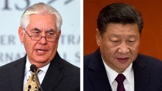 Secretary of State Tillerson calls out China