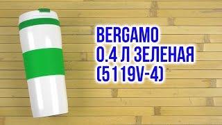Розпакування Bergamo 0.4 л Зелена 5119V-4