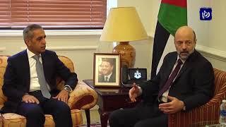 الرزاز يلتقي رئيس مجلس النقباء العراقي - (20-12-2018)