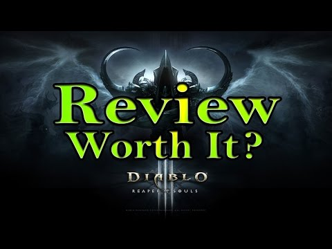 Diablo 3 Reaper of Souls Review – Worth It? – [Review]