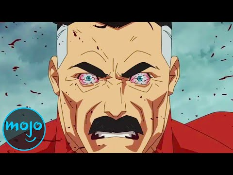 Top 10 Most Brutal Moments From Invincible