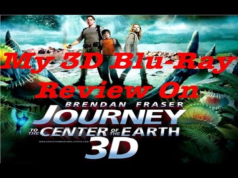 Journey To The Center Of the Earth 3D Blu-Ray Review
