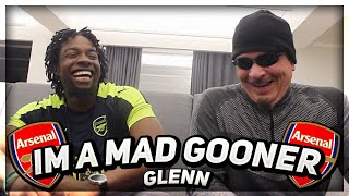 Download Video I'm A Mad Gooner! | Arsenal Will Win The Europa League! | Ft Glenn & Lumos MP3 3GP MP4
