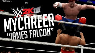 WWE 2K16 MyCareer | OLD FALCON, NEW TRICKS