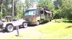 Ocean Pond Campground Review (North East Florida)