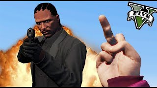 TROLEAMOS A LA *MAFIA* MAS PELIGROSA!! 🤣😂 - GTA V Roleplay - Nexxuz