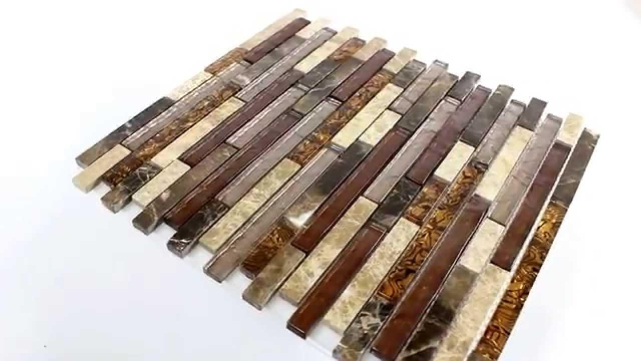 mosaikfliesen rot genial naturstein glas mosaik fliesen rot braun, Wohnzimmer dekoo