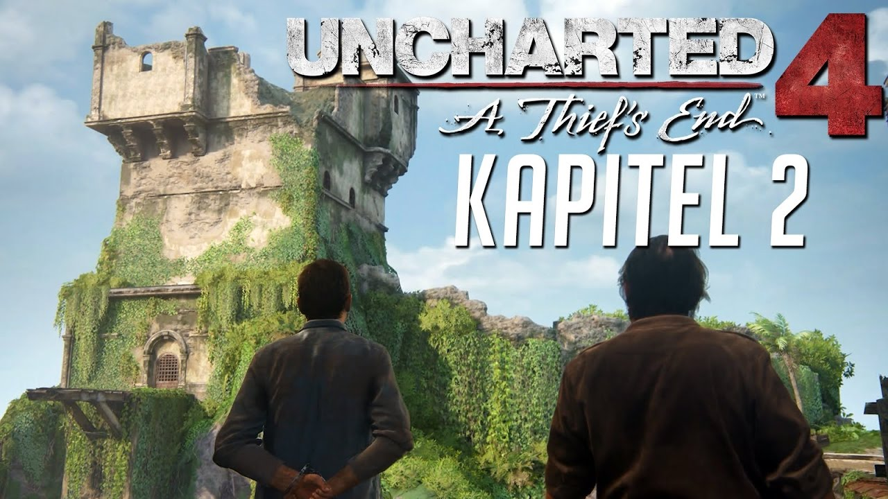 uncharted 4 lösung