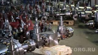 ООО «ВАРК». Контроль и испытания фонтанной арматуры. Часть II