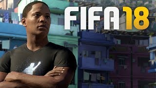 FIFA 18 O NOVO MODO JORNADA, O RETORNO DE ALEX HUNTER NO RIO DE JANEIRO