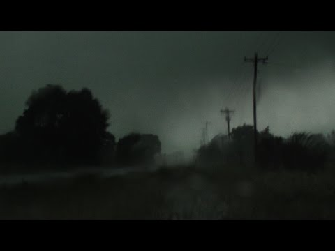 Nearly Hit by Canton, TX EF-4 Tornado - 4/29/17