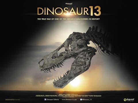 Dinosaur 13 - Official Trailer