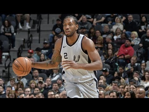 Kawhi Leonard Wants to Finish Career With Spurs! Back Soon! 2017-18 Season
