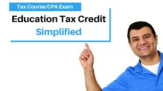 American Opportunity Credit | Lifetime Learning Credit | Income Tax Course | Tax Cuts and Jobs Act