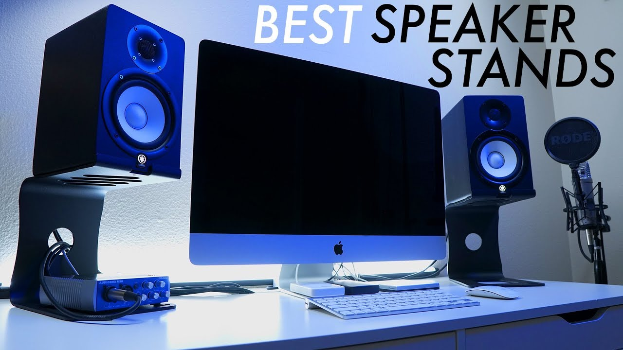 Soundrise Speaker Stands Tips For Better Audio Editing Youtube