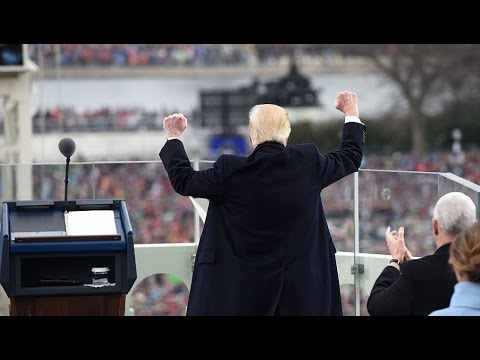 Trump's Inaugural Speech Calls for American Jihad