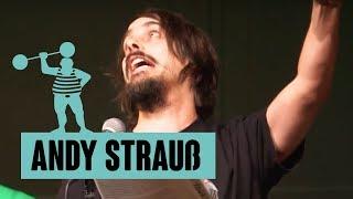 Andy Strauß – Ansichten aus dem Zottelschrank